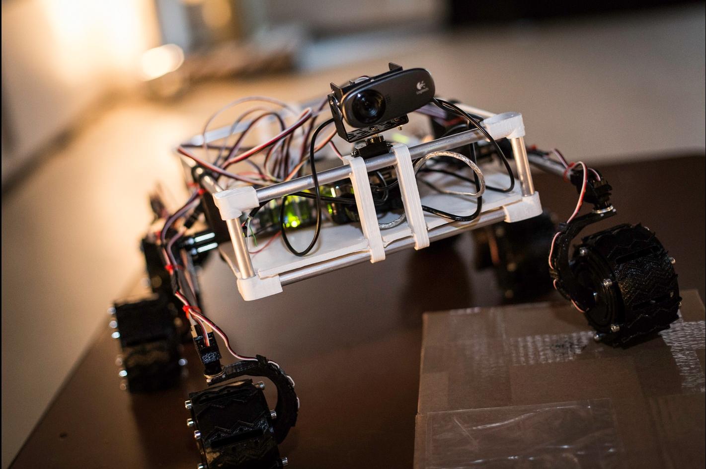MARS, onze robotica